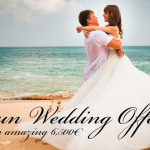 Winter wedding offer