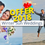 Winter Sun Wedding offer