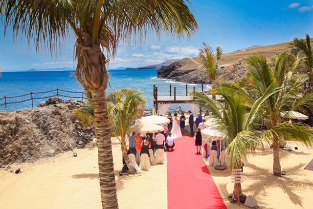 wedding photography Lanzarote Hesperia