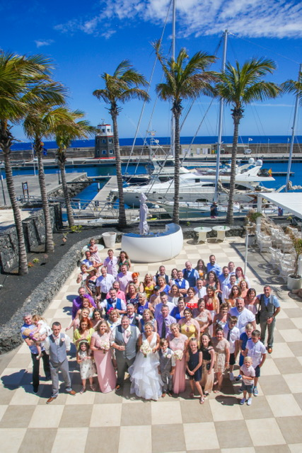 wedding photographer Amura Lanzarote