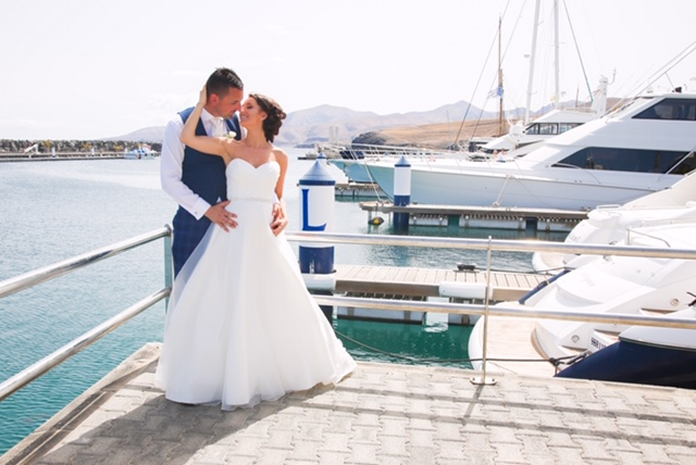 wedding photography Lanzarote Hesperia